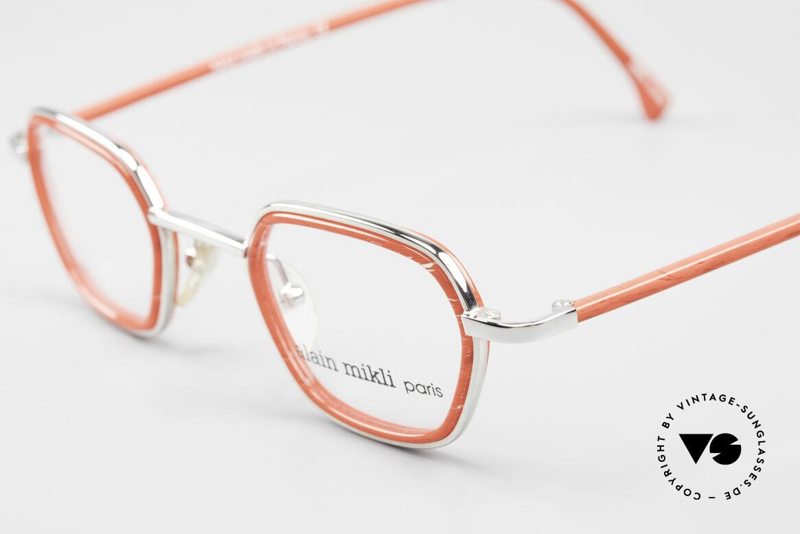 Alain Mikli 1642 / 1006 Vintage Eyeglasses Mikli Red