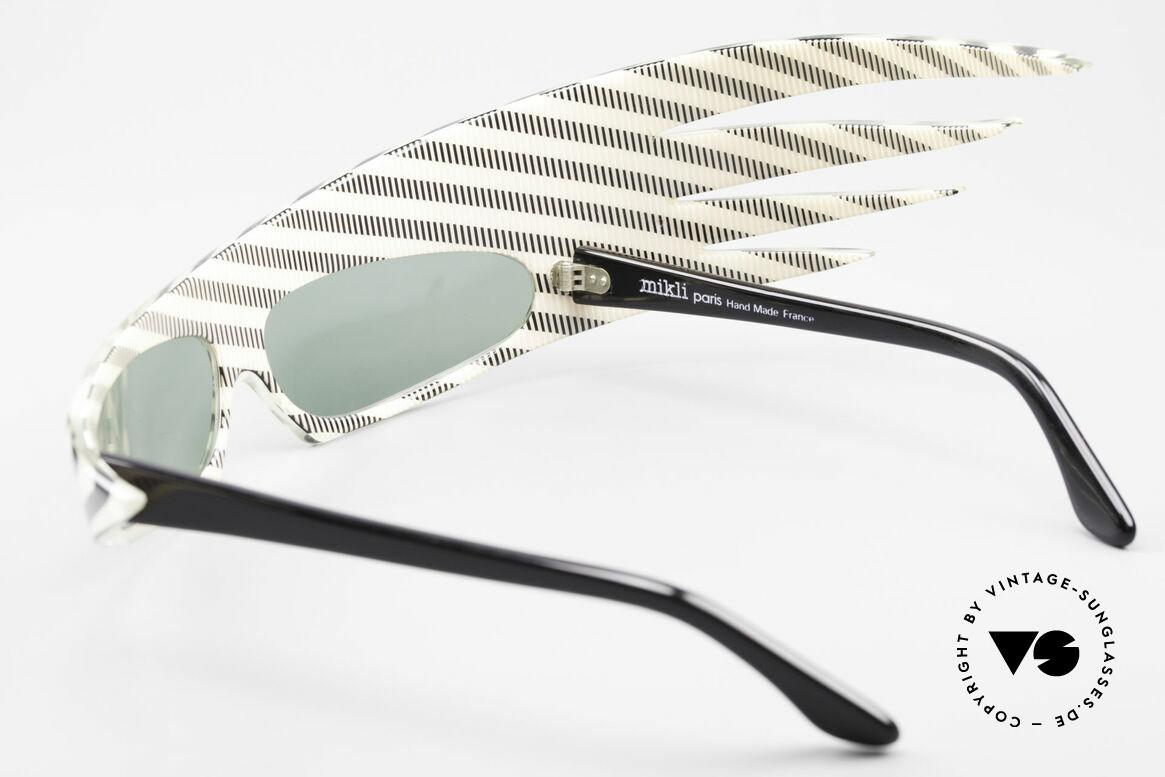 Alain Mikli PLUME Haute Couture Sunglasses 80s