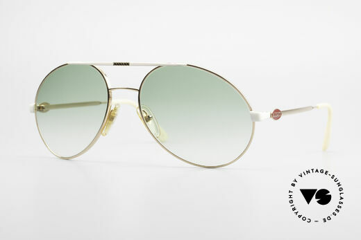 Bugatti 64319 Original 80's Sunglasses Men Details