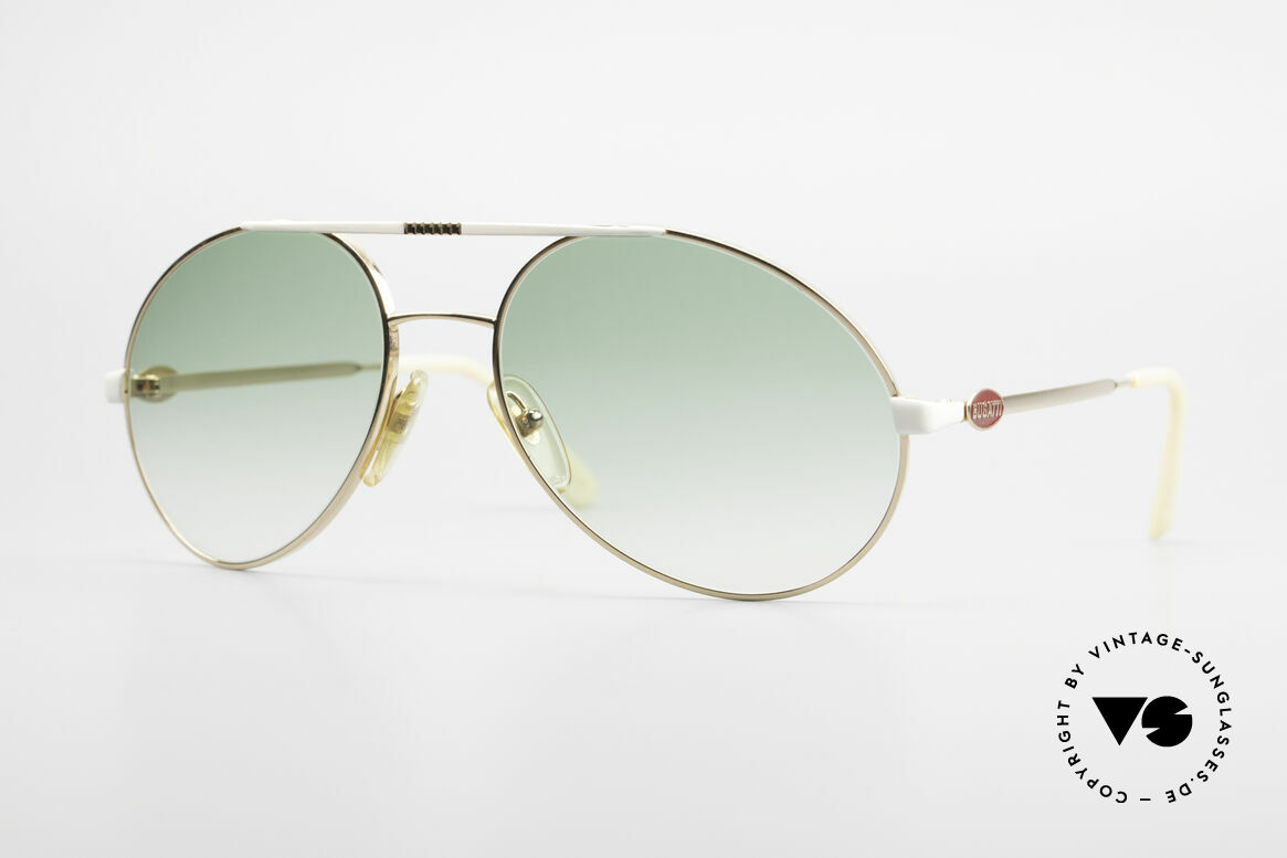 Bugatti 64319 Original 80's Sunglasses Men