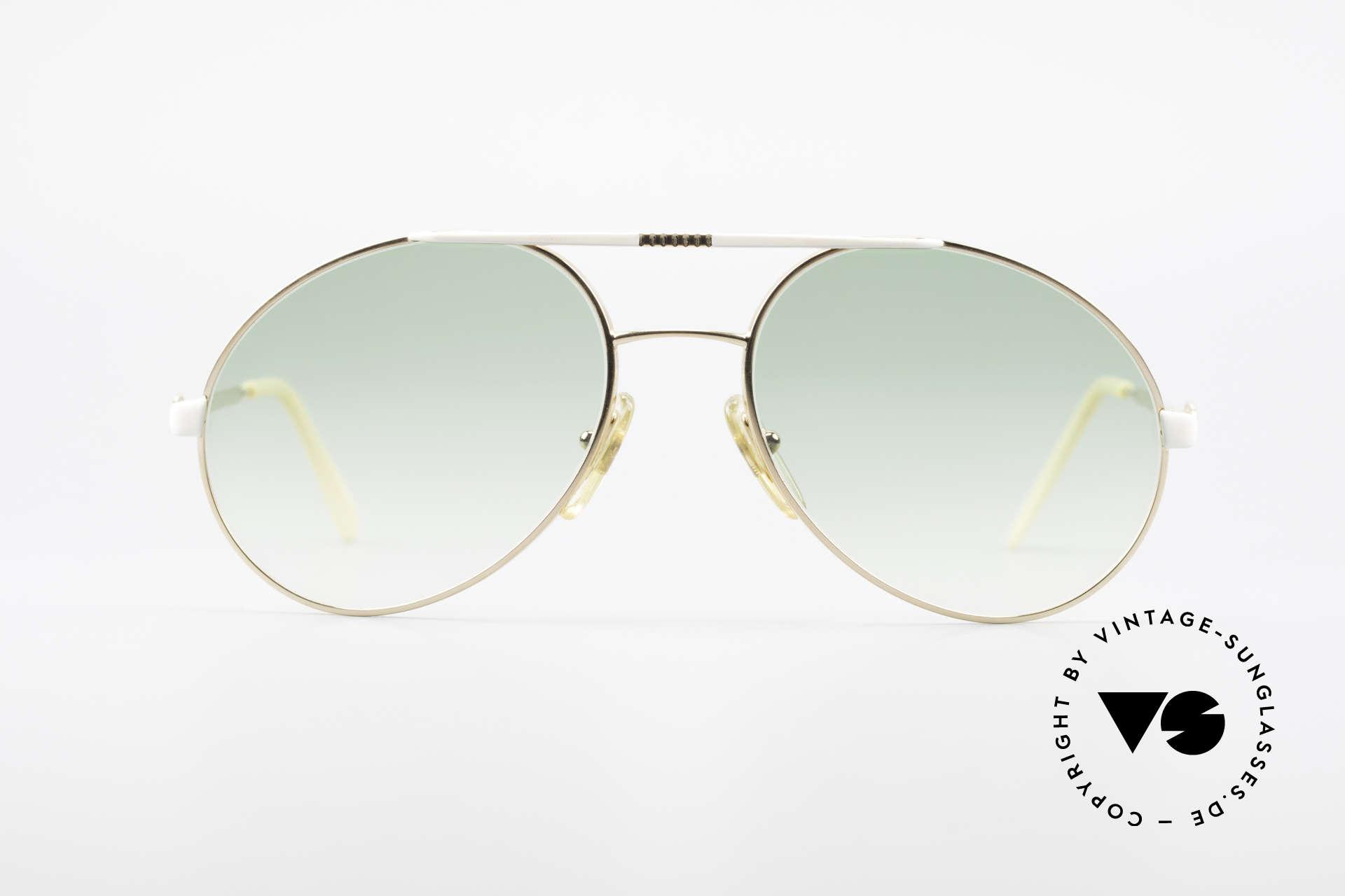 Bugatti 64319 Original 80's Sunglasses Men, classic Bugatti design from 1983 - NO retro!, Made for Men