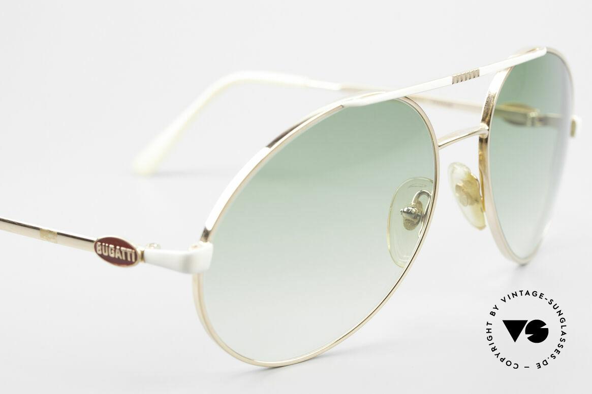 Bugatti 64319 Original 80's Sunglasses Men, unworn (like all our vintage Bugatti shades), Made for Men