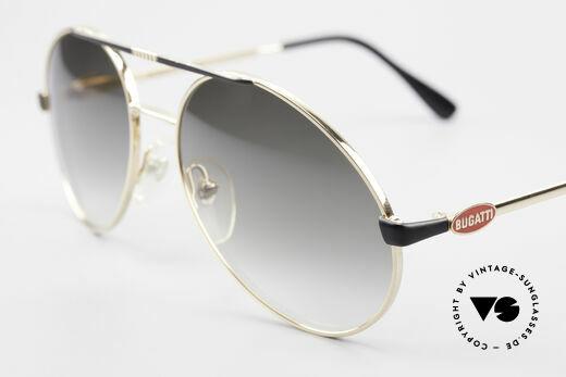 Bugatti 65837 Luxury Designer Sunglasses