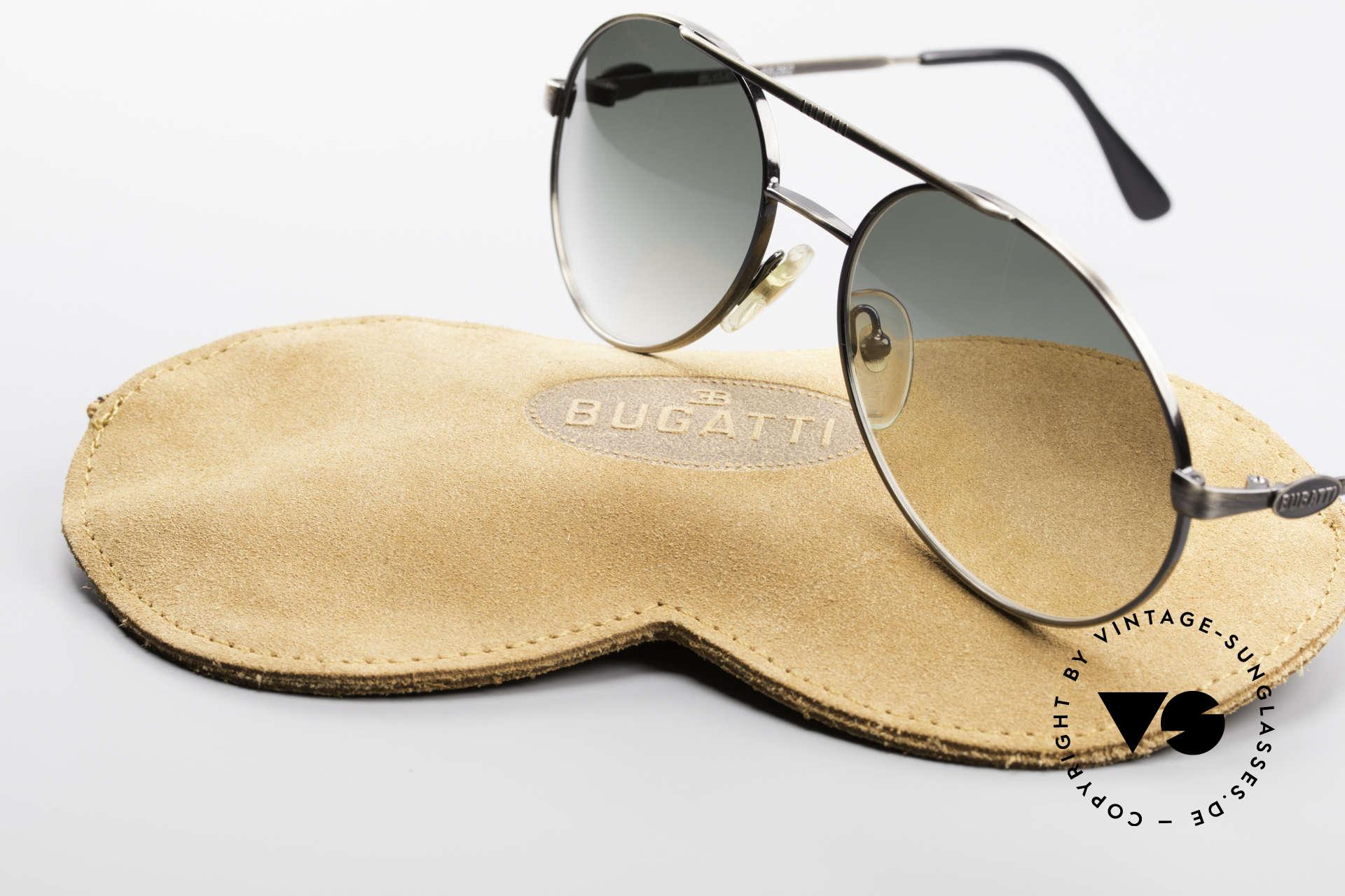 Bugatti 65282 Original 80's Shades No Retro, NO retro fashion, but a genuine Bugatti original; vertu, Made for Men