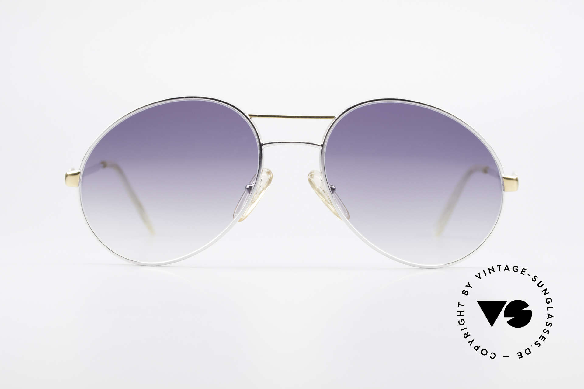 Bugatti 65984 Original 80's Shades No Retro, extraordinary frame design (simply striking), Made for Men