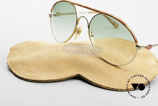 Bugatti 65986 Men's 80's XL Sunglasses, NO retro shades, but a true old 80's ORIGINAL, Made for Men