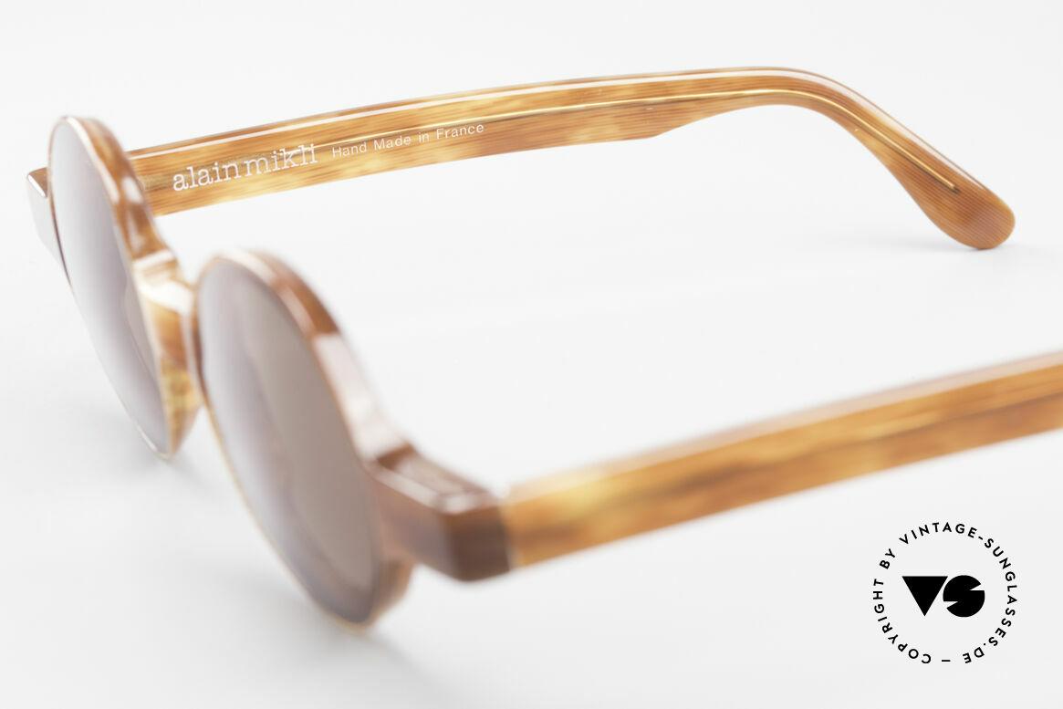 Alain Mikli 0150 / 246 80's Round Designer Shades