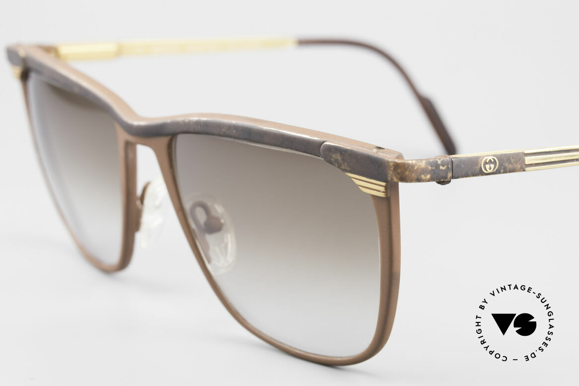 Gucci 2227 Luxury Designer Sunglasses, new old stock (like all our spectecular 80s shades), Made for Men and Women