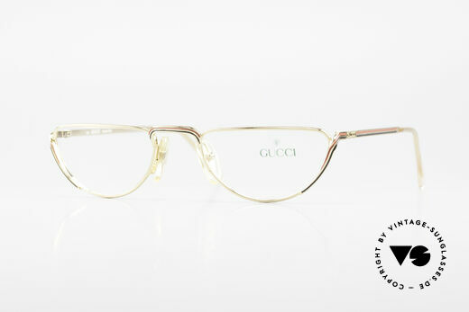 Gucci 2203 80's Vintage Reading Glasses Details