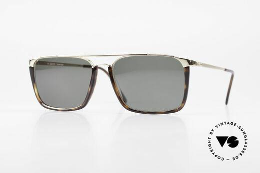 Gucci 1307 Rare 90's Designer Sunglasses Details