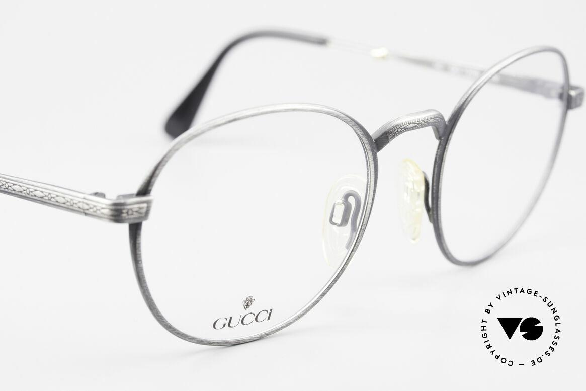 Gucci 1226 Classic 80's Panto Eyeglasses