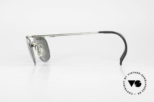 Ray Ban Deco Metals Carre Old B&L USA 90's Sunglasses