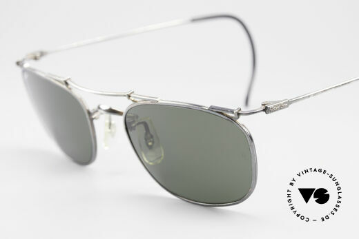 Ray Ban Deco Metals Carre Old B&L USA 90's Sunglasses, NO RETRO SHADES, but an original by Bausch&Lomb, Made for Men and Women