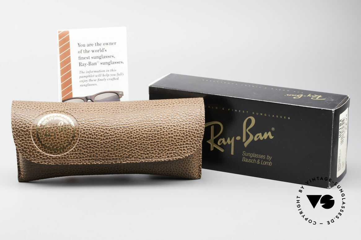 Ray Ban Deco Metals Carre Old B&L USA 90's Sunglasses, Size: medium, Made for Men and Women