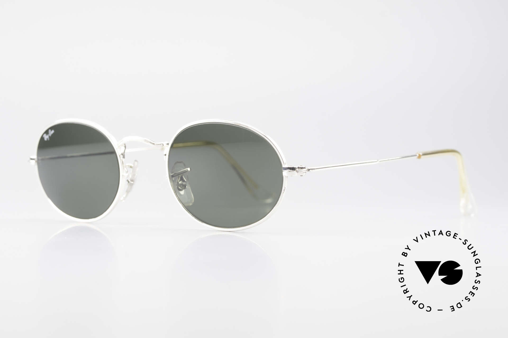 Ray Ban Classic Style I Old Oval B&L USA Sunglasses, best quality by Bausch&Lomb (B&L), 100% UV, Made for Men and Women