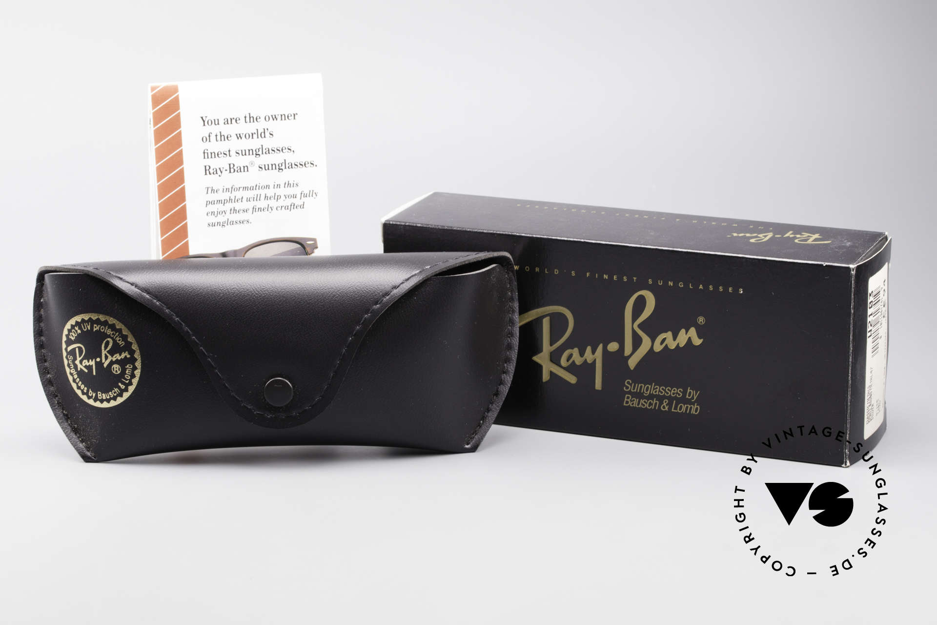 Ray Ban Wayfarer I Limited Edition USA Original, Size: medium, Made for Men and Women