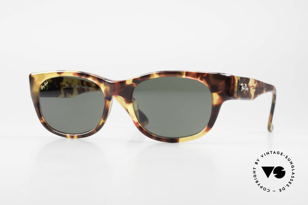 Ray Ban Bohemian Bausch & Lomb Sunglasses, classic Ray Ban sunglasses from the early 90s, Made for Men and Women