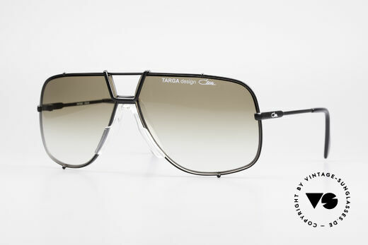 Cazal 902 Targa Design Legends Aviator Sunglasses Details