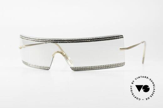 Swarovski S547 Glittering Shades Sunglasses Details