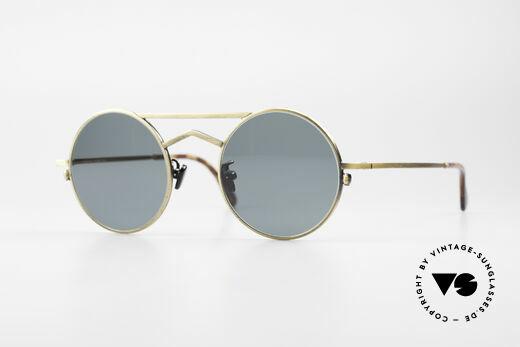 Gianni Versace 540 Small Round Designer Shades Details