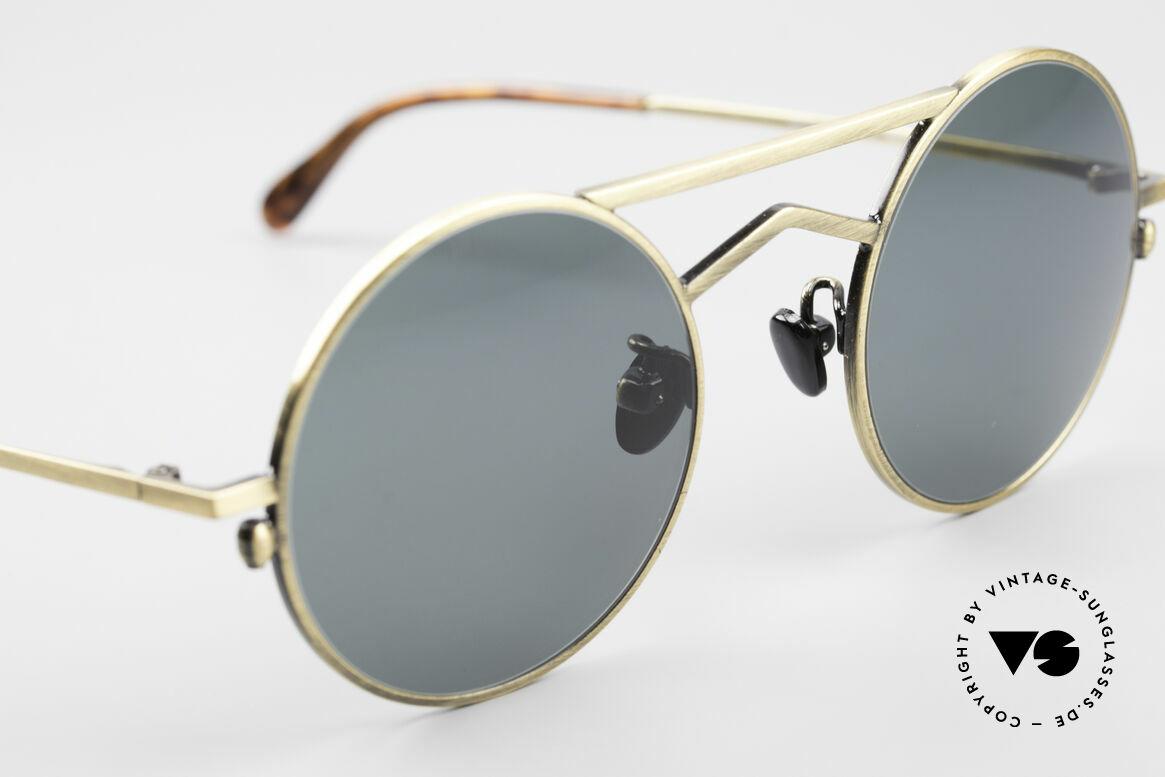 Gianni Versace 540 Small Round Designer Shades