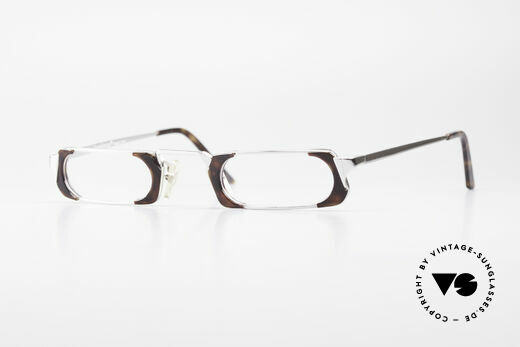 Gianni Versace 833 Striking Reading Eyeglasses Details