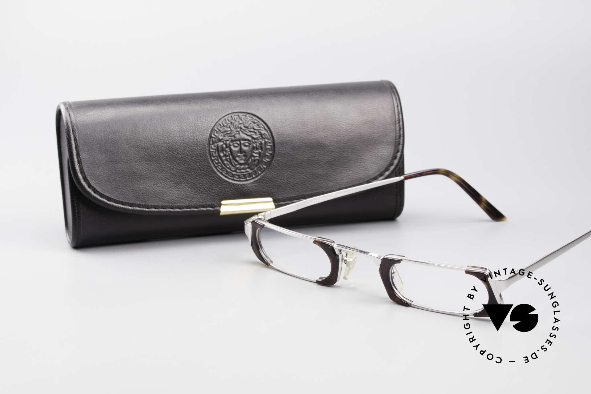 Gianni Versace 833 Striking Reading Eyeglasses, NO RETRO EYEGLASSES, but a precious old ORIGINAL, Made for Men and Women