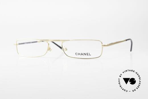 Chanel 2104 Folding Luxury Folding Eyeglasses Details