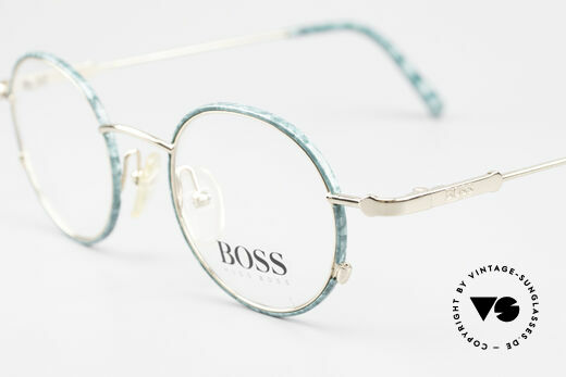 BOSS 5148 Round Panto Eyeglass Frame