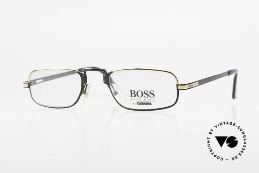 BOSS 5100 Classic Men's Reading Glasses Details
