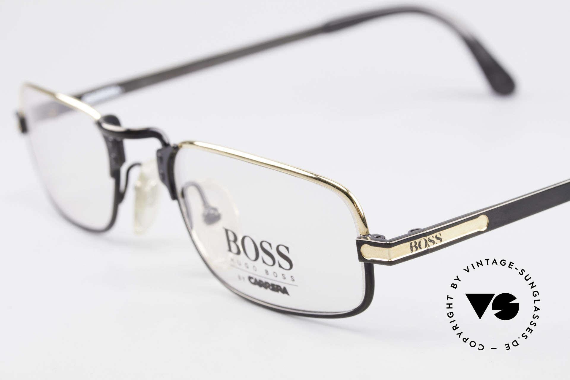 BOSS 5100 Classic Men's Reading Glasses, never worn (like all our rare vintage 90's frames), Made for Men