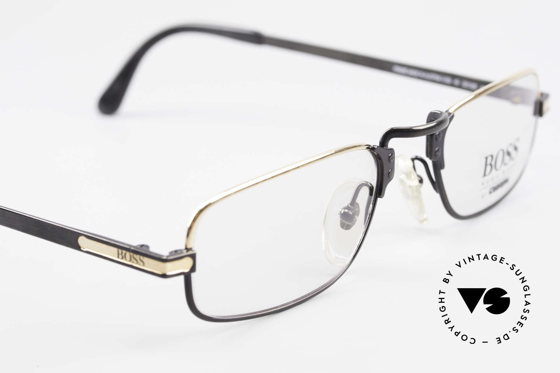BOSS 5100 Classic Men's Reading Glasses, NO RETRO eyewear, but a brilliant BOSS ORIGINAL, Made for Men