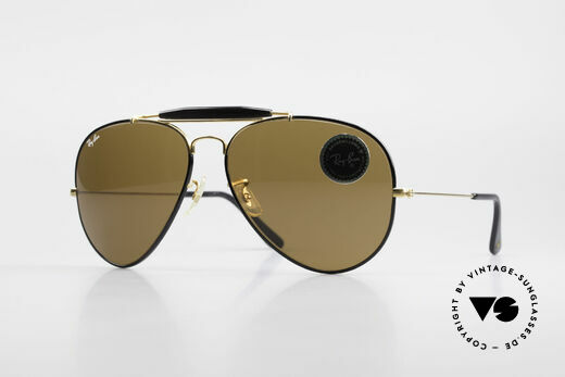 Ray Ban Outdoorsman II Precious Metals USA Ray-Ban Details