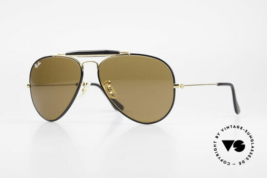 Ray Ban Outdoorsman Precious Metals Ray-Ban USA Details