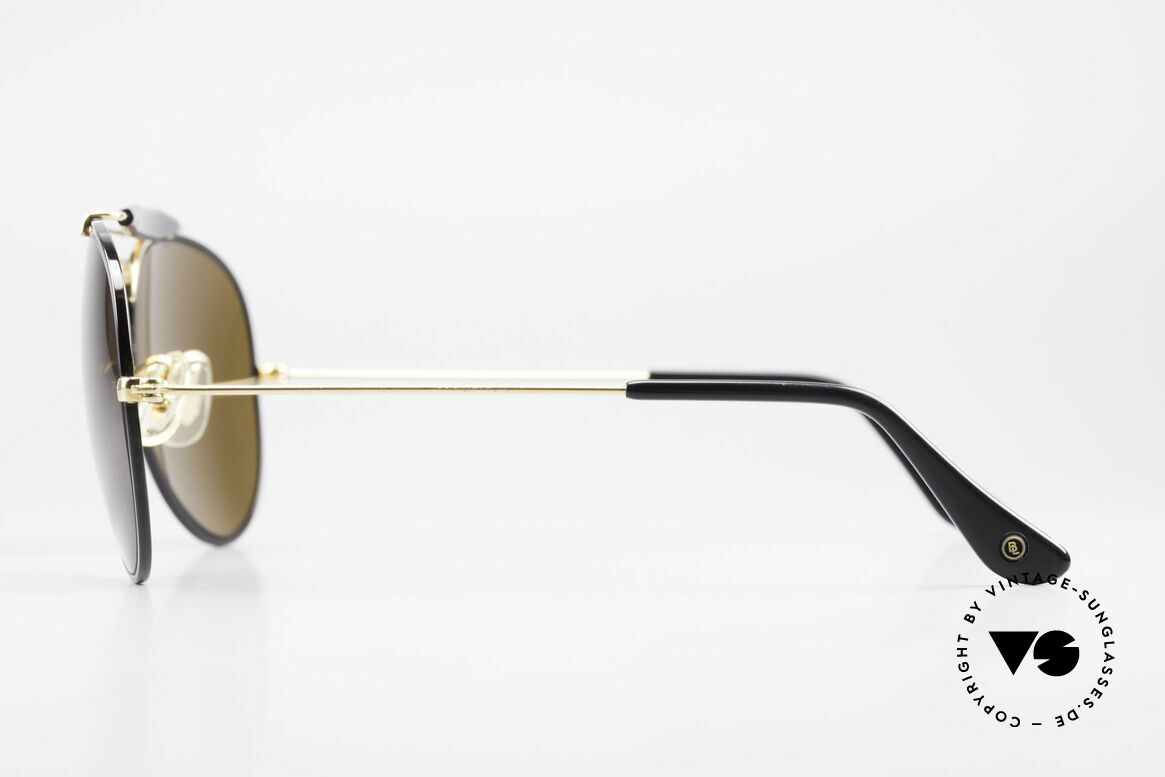 Ray Ban Outdoorsman Precious Metals Ray-Ban USA, made in the 1970's & 80's by Bausch&Lomb, USA, Made for Men and Women