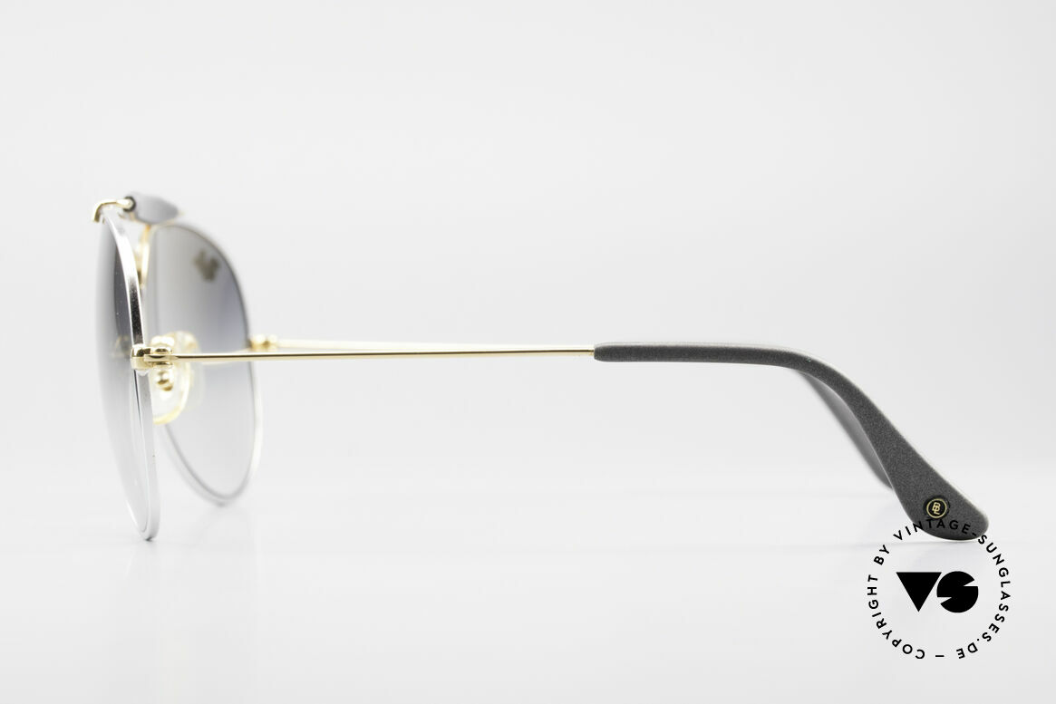 Ray Ban Outdoorsman Precious Metals Titanium, made in the 1970's & 80's by Bausch&Lomb, USA, Made for Men and Women