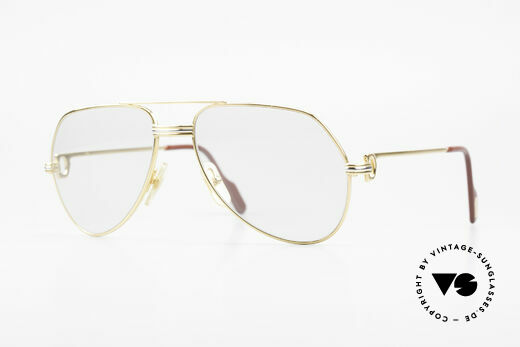 Cartier Vendome LC - S Changeable Automatic Lenses Details