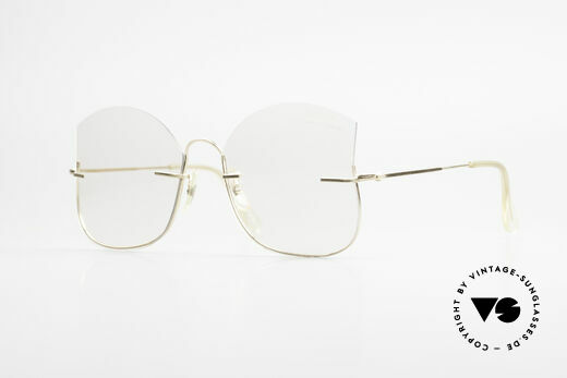Ray Ban Balgrip 702 Gold Filled Vintage Frame Details