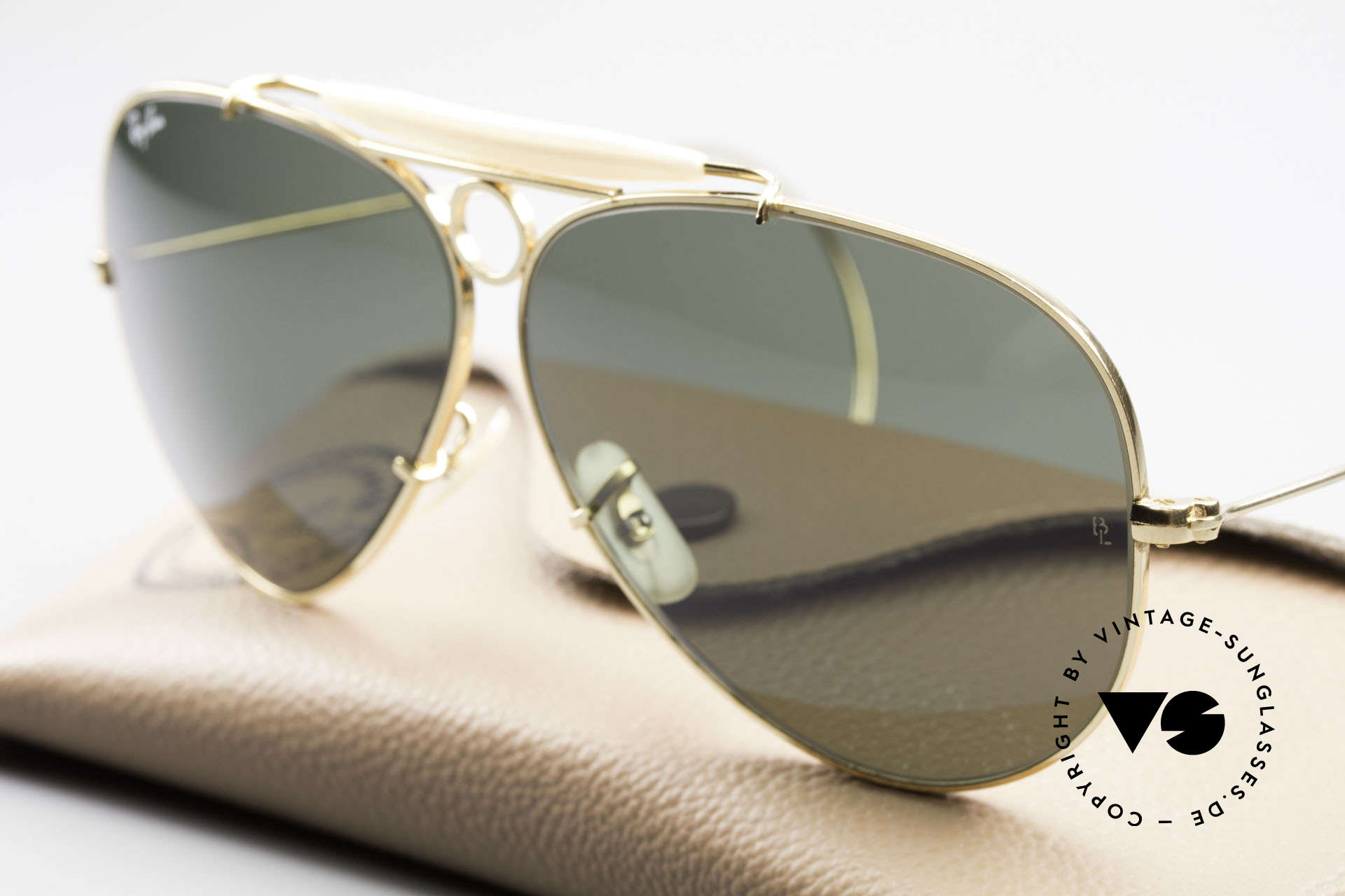 Ray Ban Shooter Sport G15 Bausch & Lomb Sun Lenses, Size: medium, Made for Men