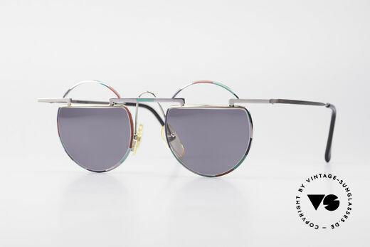Taxi 221 by Casanova Vintage Art Sunglasses Details