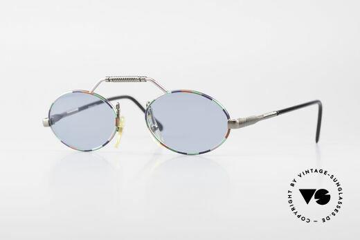 Taxi 2104 by Casanova 80's Designer Sunglasses Details