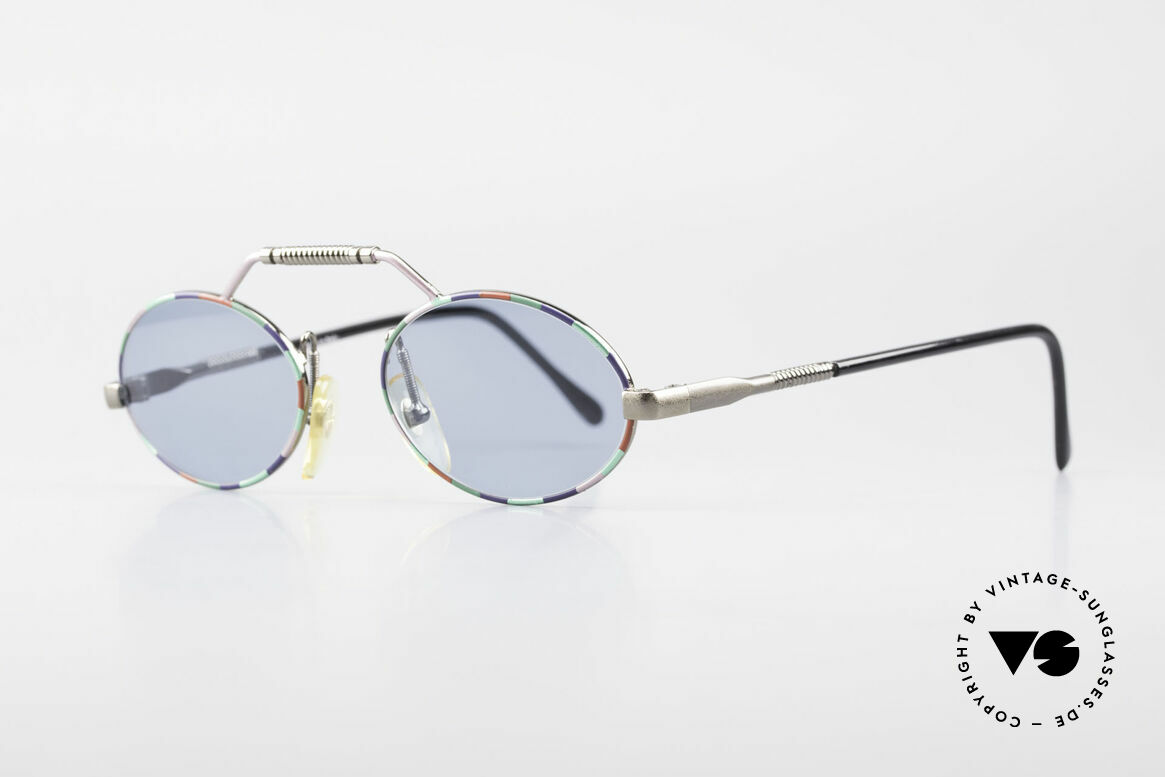 Taxi 2104 by Casanova 80's Designer Sunglasses, true masterpiece of fashion; something really different, Made for Men and Women
