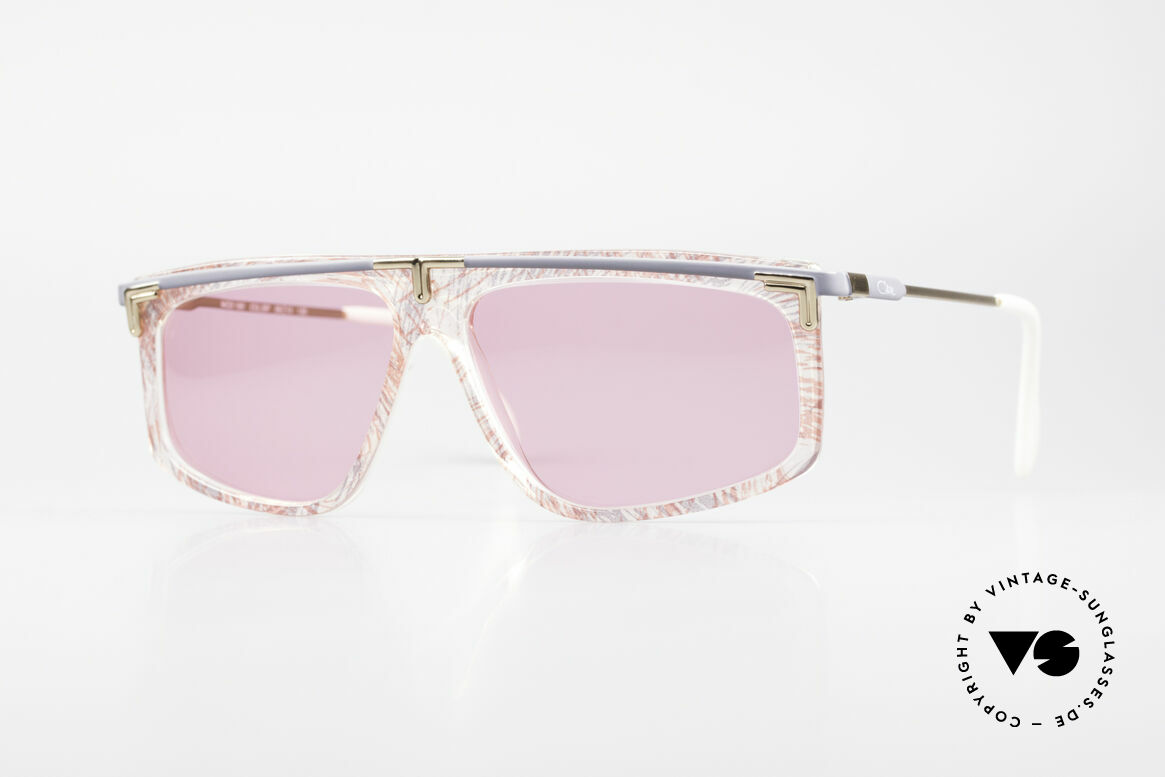 Cazal 190 80s Old School Hip Hop Shades, legendary vintage Cazal sunglasses from the late 80's, Made for Men and Women
