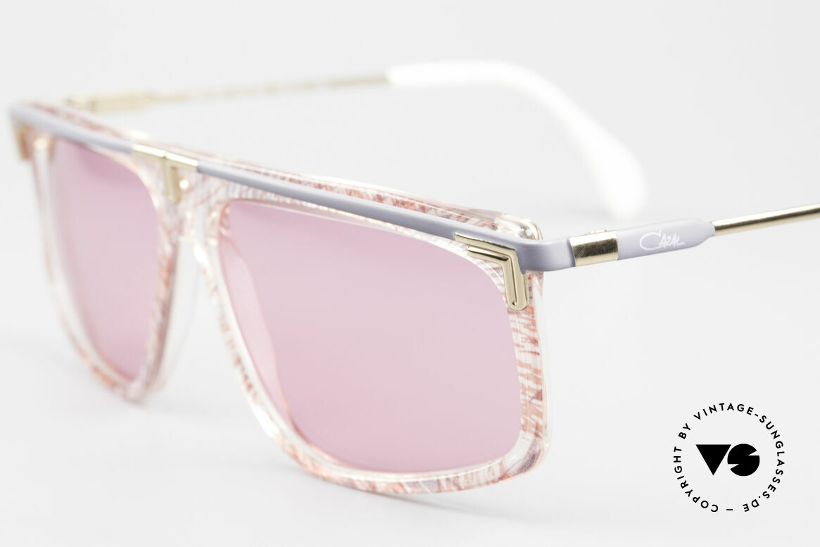 Cazal 190 80s Old School Hip Hop Shades, unworn (like all our rare vintage 80's eyewear by Cazal), Made for Men and Women