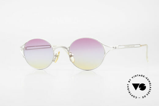 Yohji Yamamoto 51-4103 Panto Designer Sunglasses Details