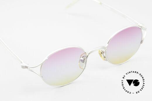 Yohji Yamamoto 51-4103 Panto Designer Sunglasses, NO RETRO shades, but a Yamamoto ORIGINAL from 1995, Made for Men and Women