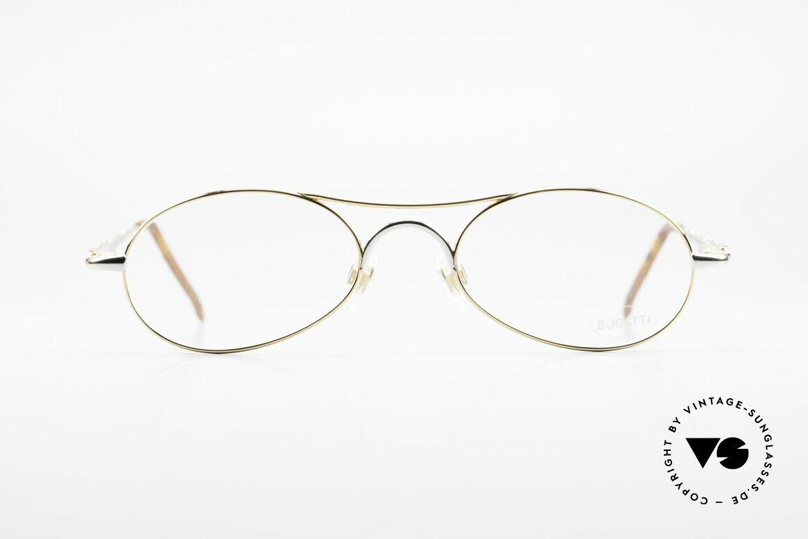 Bugatti 10608 90's Luxury Men's Eyeglasses
