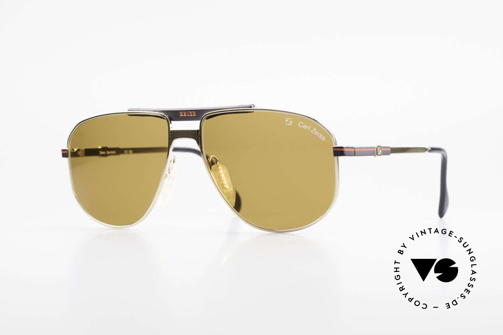 Zeiss 9934 90's True Vintage Sunglasses, high-end ZEISS Germany 1990's vintage sunglasses, Made for Men