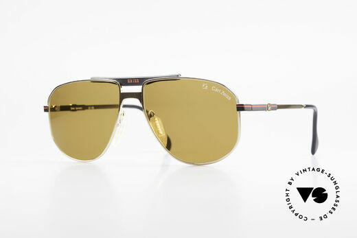 Zeiss 9934 90's True Vintage Sunglasses Details