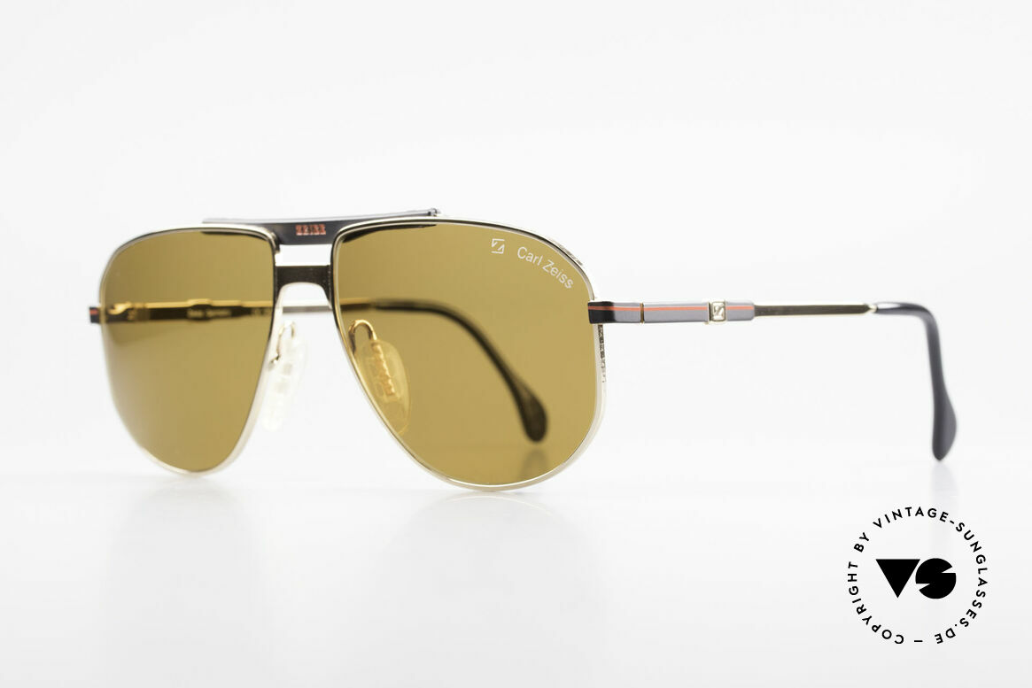 Zeiss 9934 90's True Vintage Sunglasses, top-notch 90's craftsmanship - You must feel this!, Made for Men